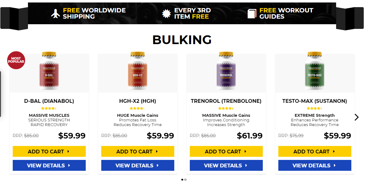 Bulk powders supplements review
